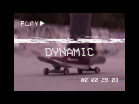 VHS Style Slideshow Opener After Effects Templates