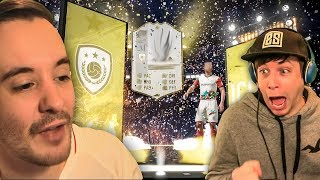 OMFG I PACKED AN ICON!!! - FIFA 19 ULTIMATE TEAM PACK OPENING