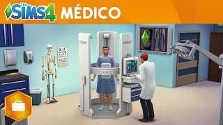 The Sims 4 Ao Trabalho: Médico Trailer Oficial
