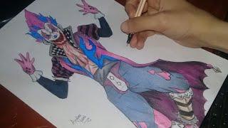 How To Draw Joker Face In Free Fire Herunterladen