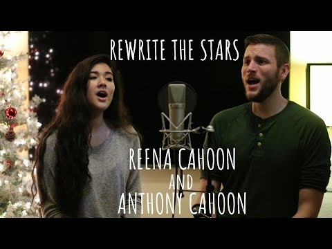 The Greatest Showman - Rewrite the Stars (Cover)