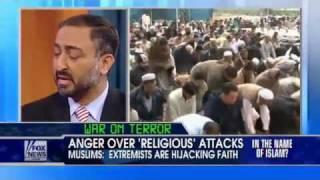 AHMADIYYA! ISLAM DOES NOT CONDONE TERRORISM - FOX NEWS. thumbnail
