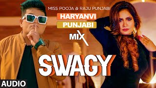 Swagy: Miss Pooja (Audio Song) Raju Punjabi G Guri | New Punjabi Songs 2021 | Latest Punjabi Song