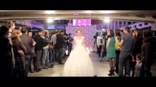 Рекламный ролик свадебного салона Айвори Пенза