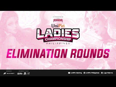 UniPin Ladies Championship PH - ELIMINATION ROUNDS DAY 4