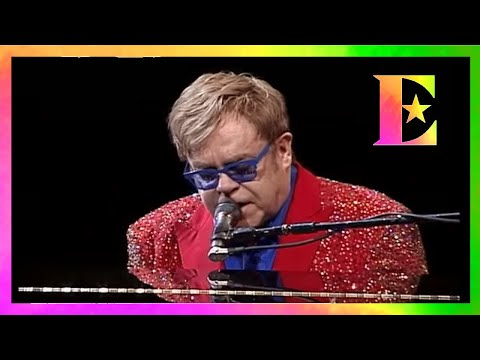 Elton John - The One (Live From The Centreplex Coliseum)