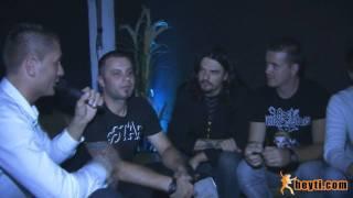 "HeyTi.com @ Elite Club ""Amadeus Band"" INTERVIEW"