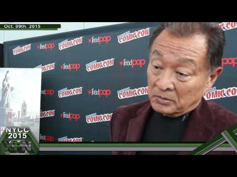 NYCC 2015: CaryHiroyuki Tagawa on The Man in the High Castle
