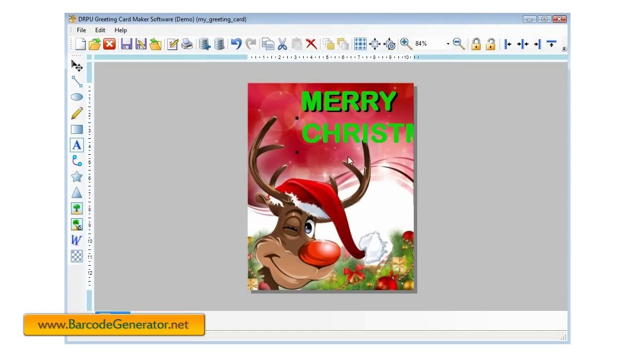 free greeting card making software - Card Making Software