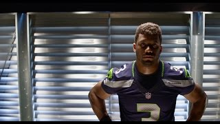 Russell Wilson and Erin Andrews Interview
