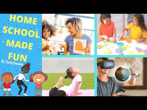 HOMESCHOOL IDEAS FOR LEARNING FUN | 2020 from YouTube · Duration:  10 minutes 2 seconds