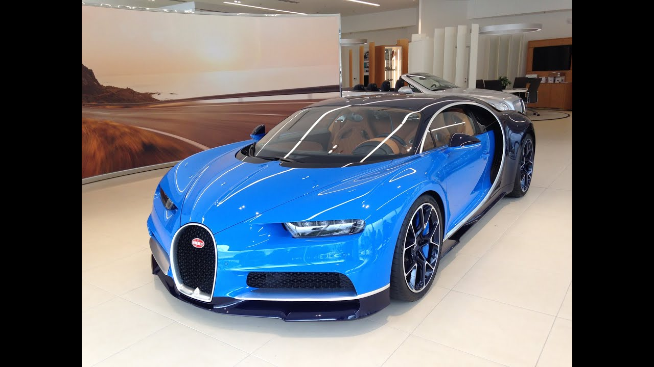 the 2 6 million 1500hp bugatti chiron in california. Black Bedroom Furniture Sets. Home Design Ideas