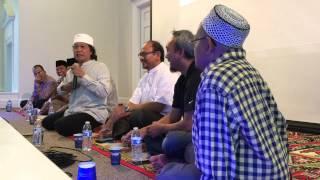Tabligh Akbar Cak Nun di Masjid IMAAM Center 26092015