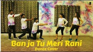 Ban Ja Tu Meri Rani | Tumhari Sulu | Dance Studio MJ Hyd | Choreography HARI