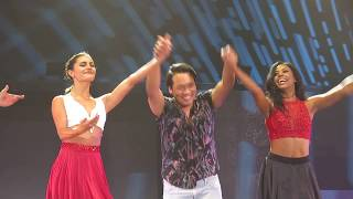 Man brought on stage at Dancing With the Stars Live 2017 Dirty Dancing Ralston Arena
