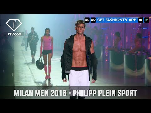 Milan Men Spring/Summer 2018 - Philipp Plein Sport | FashionTV