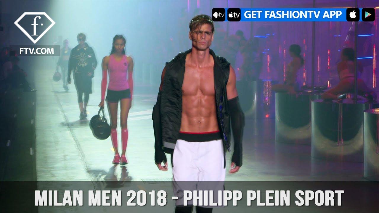 fb86c9d432 Milan Men Spring/Summer 2018 - Philipp Plein Sport | FashionTV - YouTube