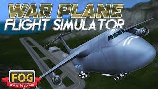 War Plane Simulator GameTrailer