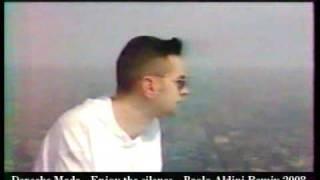 depeche mode enjoy the silence paolo aldini remix 2008