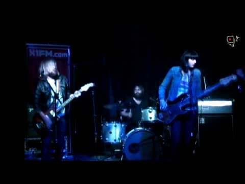X1FM Open Door Sessions Band of Skulls Death by Diamonds and Pearls
