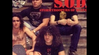 22)S.O.D.Stormtroopers Of Death - Ballad Of Jimi Hendrix-Live