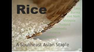 Rice, Southeast Asia