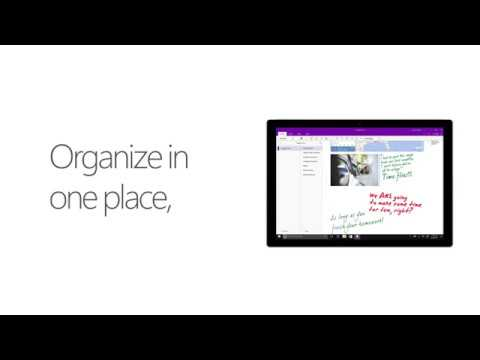Note-taking made easier for everyone—Introducing the redesigned OneNote