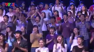 Cậu bé 8 tuổi đánh trống gây sốt Vietnam's Got Talent