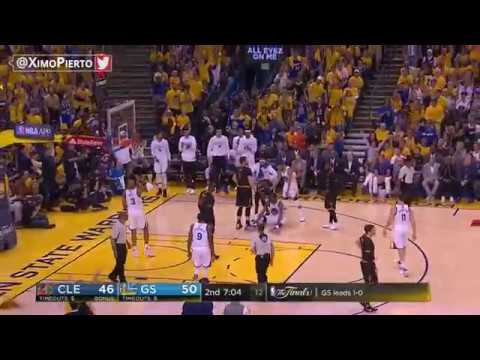 cleveland-cavaliers-vs-golden-state-warriors-game-2-1st-half-highlights-2017-nba-finals