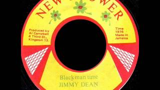 Jimmy Dean - Black Man Time