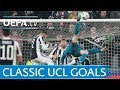 Ronaldo's overhead kick and five other classic UCL goals