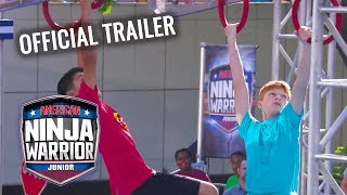 American Ninja Warrior Junior: Official Trailer! | Premiere: Oct 13 at 7/6c | Universal Kids