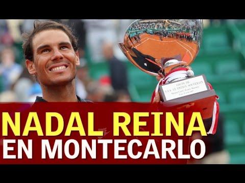 Masters 1000 | Nadal reina en Montecarlo | Diario AS