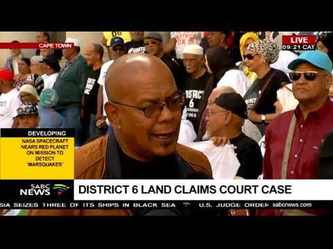 District 6 land claims court case