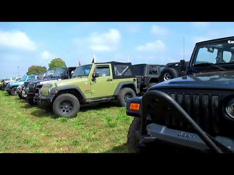 Fun At The Great American Jeep Rally