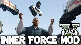 GTA 5 PC Mod | STAR WARS FORCE POWERS / INNER FORCE | Grand Theft Auto V PC mods