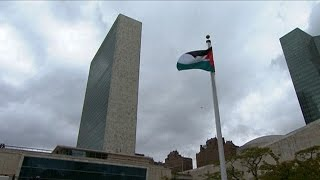"As Palestinian Flag is Raised at UN, Abbas Says PA Not Bound by Deals Israel ""Continually Violated"""