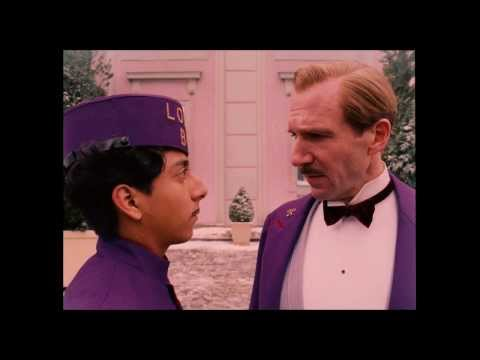 "THE GRAND BUDAPEST HOTEL: ""Interview with Zero"""
