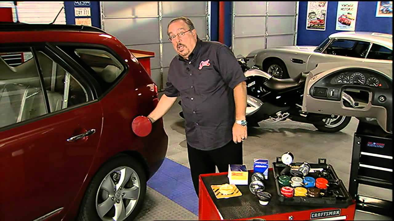 Replacing Gas Cap After Check Engine Light Comes On Youtube