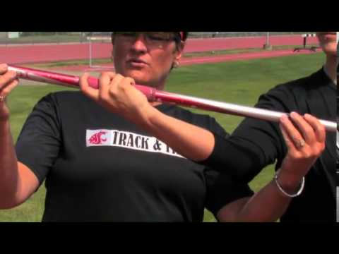 Throw The Javelin With Proper Mechanics! - Track 2015 #27