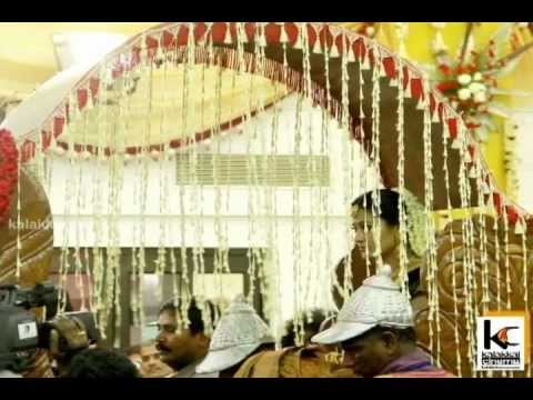 Sneha And Prasanna Wedding Reception Youtube