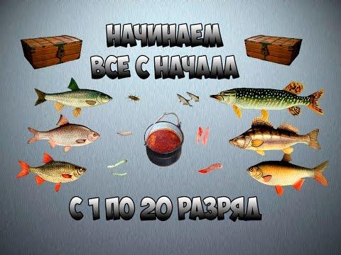 Русская рыбалка 3.99 С 1 по 20 разряд быстро.