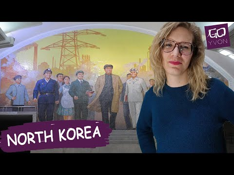 Trip to NORTH KOREA - Riding the Subway & Bowing for the Leaders (vlog #4)