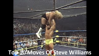 Top 10 Moves Of Steve Williams