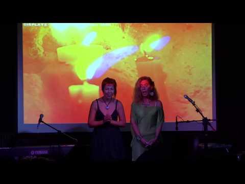 Claudia Levy & Cecilia Gauna  Gurungutá 060815
