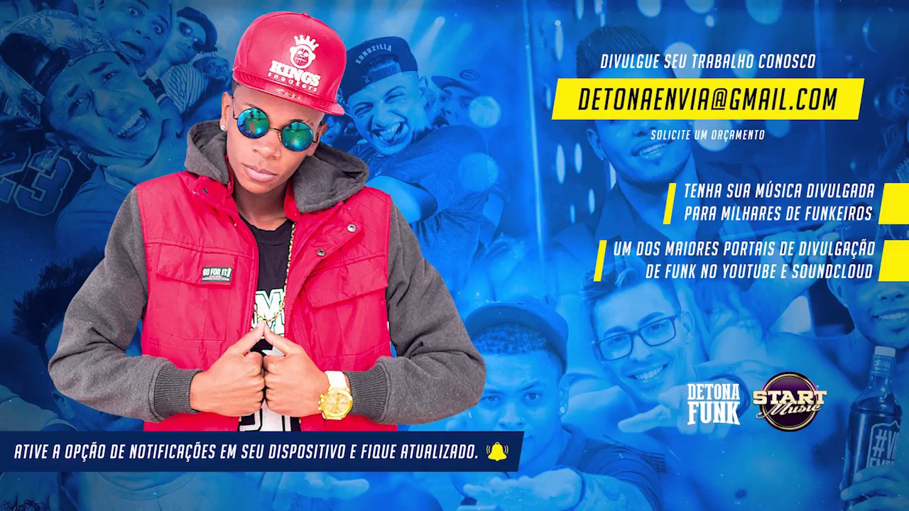 MC Menininho   Botei pra Senta DJ DL3 Lançamento 2017