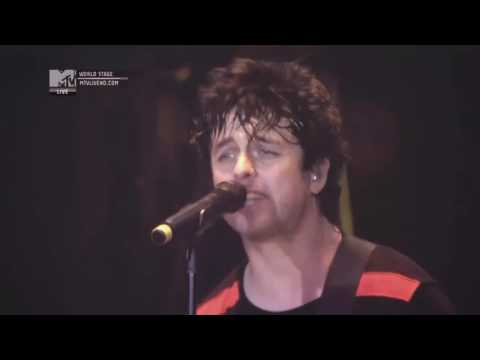 Green Day Waiting Live (60FPS)