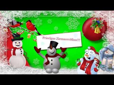 Priecīgus Ziemassvētkus - Jaukai Noskaņai!