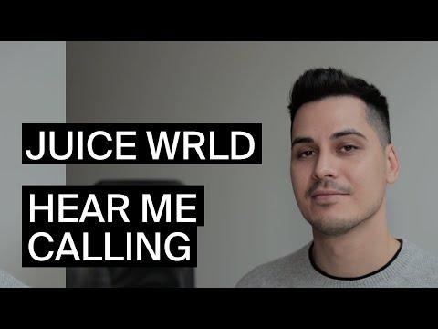 Juice WRLD - Hear Me Calling  (Acoustic Cover)