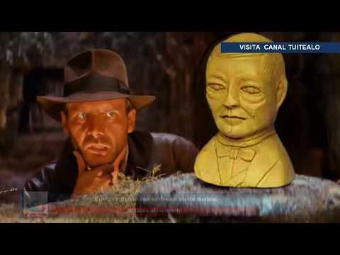Busto de Benito Ju�rez desata ola de memes y burlas en redes